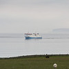 Northlink Ferries MV Hamnavoe Approaching Scrabster 1 May 12