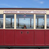 Welsh Highland Railway Carriage Study Porthmadic Station Apr 14