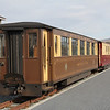 Welsh Highland Railway Bodysgallen Pullman Car Porthmadoc Station Apr 14