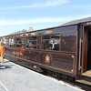 Welsh Highland Railway Glaslyn Pullman Coach 1 Apr 14