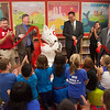 Field Library Makeover by Target and The Heart of America Foundation