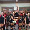 Volleyball Team Competes at Swamp Classic Tournament