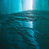 "<b>""ICE PORTAL""</b>  Minneapolis, Minnesota  Behind Minneapolis' famous Minnehaha Falls exists a mesmerizing world of ice. The frozen falls reflect blue light in every direction, creating a beautiful and surreal space."