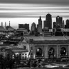 Union Station in Black & White