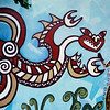 Taniwha - Newtown School (Fuji Slide film)