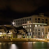 Queens Wharf - Long exposure