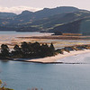 Looking back towards - Aramoana (Dunedin)