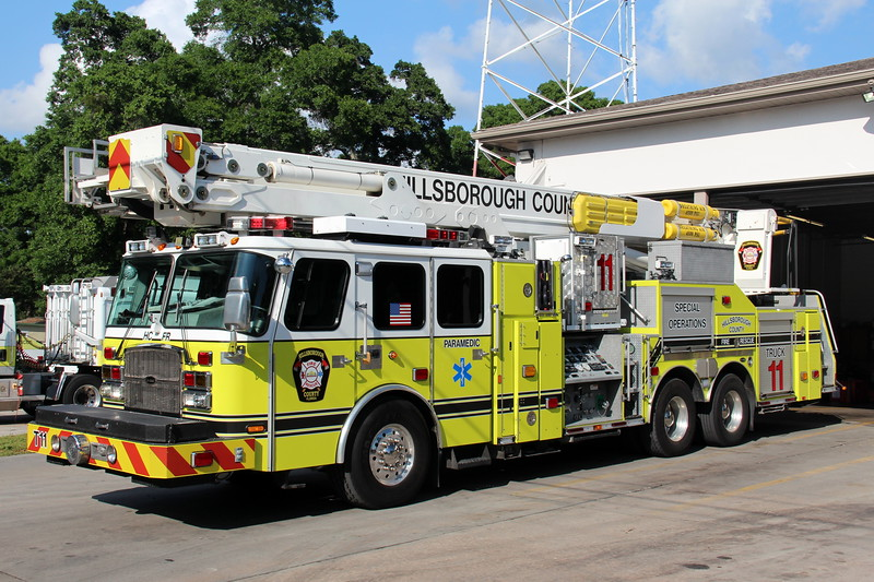 Hillsborough Truck 11