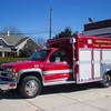 Northfield, Atlantic County NJ, Rescue 62, 1995 Chevy 3500 -EVI, (C) Edan Davis, www sjfirenews com