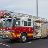 Rio Grande, Cape May County NJ, Ladder 72-54, 2010 Pierce Quantum 2000-500-75', (C) Edan Davis, www sjfirenews com