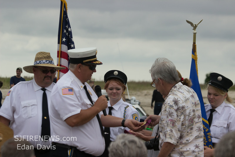 07-20-2014, Bowers Fire Co  Fire Boat Dedication (C) Edan Davis, www sjfirenews com  (52)
