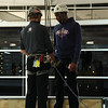 Rappelling at the RPAC