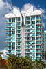 The 360 Condo building in North Bay Village, Miami, Florida, USA.