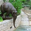 Small Elephant Sculpture