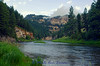 Montana, Smith River in July - Image 6230