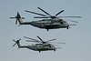 1705 Sikorsky CH-53 Super Stallions