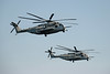 1697 Sikorsky CH-53 Super Stallions
