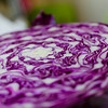 Red Cabbage Angled