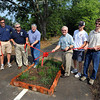 The City of Fountain Inn unveiled the most southern point of the Swamp Rabbit Trail.<br /> GWINN DAVIS / Greenville News Media Group<br /> gdavis@greenvillenews.com<br /> (864) 915-0411<br /> August 20, 2011