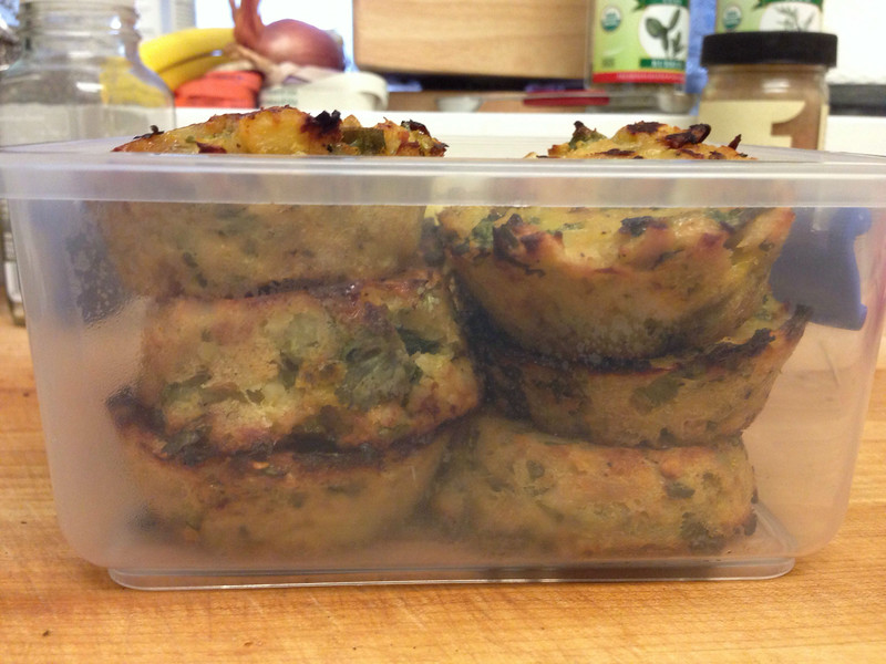 (2014.07.12) - Spicy Paleo Tuna Cakes (storage)