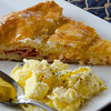 Ham and Cheddar Brunch Bake