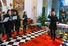 Tonska vaja pred božičnim koncertom v Kamniku, 25. december 2014