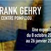 Gehry Pompidou.  In conjunction with the opening of the Fondation Louis Vuitton, the Pompidou featured a comprehensive  retrospective of its architect, Frank Gehry.