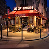 Cafe Le St Andre