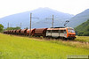 426221 passes Argentine on a ballast<br /> <br /> 10/06/14