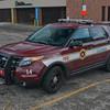 CFD Batt-4 2012 Ford Explorer Police Interceptor Utility a