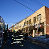 Freeport F D Building fire 9 East merrick Road 2-17-14-32