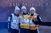 Ashley Caldwell, Kiley McKinnon, Laura Peel<br /> 2015 Freestyle Aerials World Cup Finals - Belarus<br /> Photo: USSA