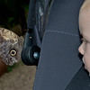 Megan meets an Owl Butterfly