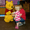 Autograph from Pooh