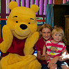 Posing with Pooh