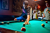 Pete at pool - 2014-07-19