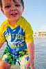 Hayden at the beach 1 - 2014-07-17