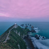 Sunset at Nugget Point, New Zealand