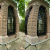 Fish-eye Crypt Fun