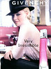 GIVENCHY Very Irrésistible Eau de Toilette 2013 UK (handbag size format) 'Starring Amanda Seyfried'
