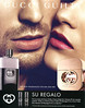 GUCCI Guilty - Guilty pour Homme 2012 Spain 'The new fragrances for him and her - Su regalo'