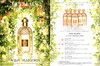 GUERLAIN Aqua Allegoria 2013 Japan recto-verso 'The collection of fresh fragrances'