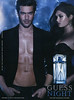 GUESS Night 2013 US (Macy's stores) - The new fragrance for men' <br /> MODELS: Goncalo Teixeira (Portugal), Hannah Ferguson, PHOTO: Mikael Jansson