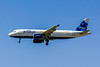 JetBlue, N627JB, Airbus A320-232, msn 2577, Photo by John A Miller, LAX, Image T078LAJM