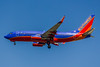 Southwest Airlines, N730SW, Boeing 737-7H4(WL), msn 27862, Photo by John A Miller, TPA, Image TT064LAJM