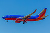 Southwest, N738CB, Boeing 737-7H4(WL), msn 27870, Photo by John A Miller, LAX, Image TT080LAJM