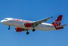 Virgin America, N642VA, Airbus A320-214, msn 3670, Photo by John A Miller, LAX, Image T080LAJM