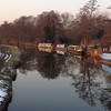 Karen Chizlett - River Wey at Peasmarsh