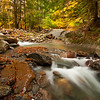 2012 10-7 Vermont Peak Fall Foliage and Waterfalls-30