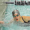 Photo by, Franklin Brown<br /> Swim Meet at Downeast Family YMCA<br /> January 9, 2014